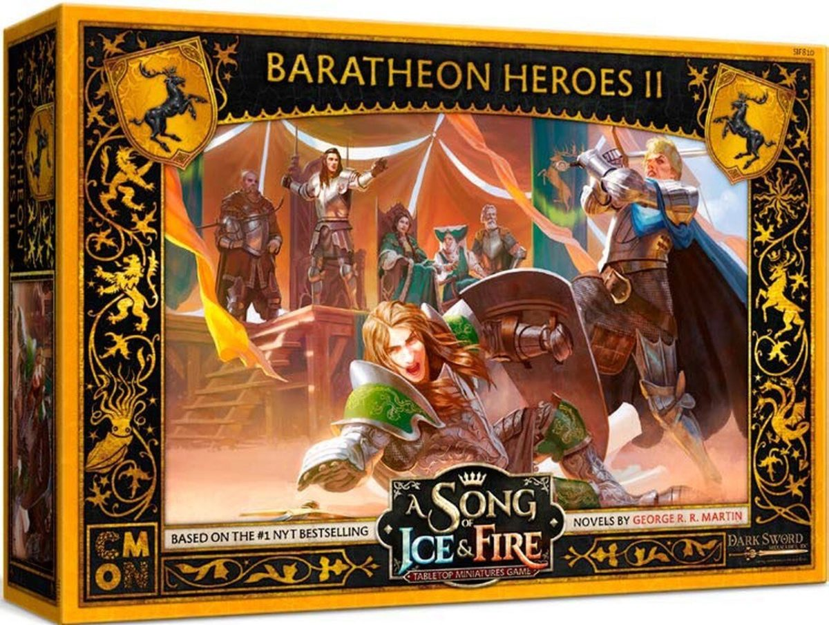 Baratheon Heroes II preview