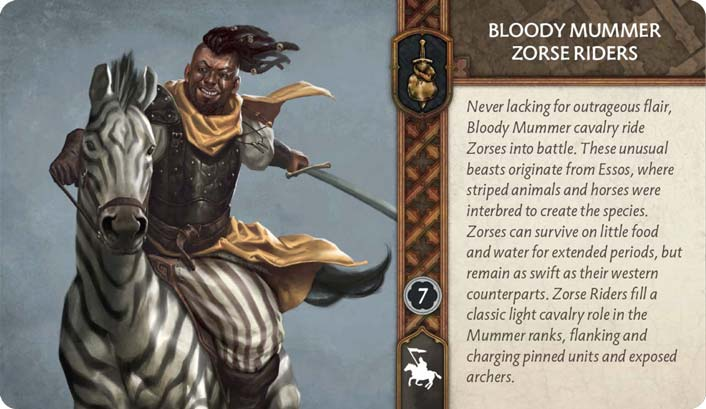 Bloody Mummer Zorse Riders preview