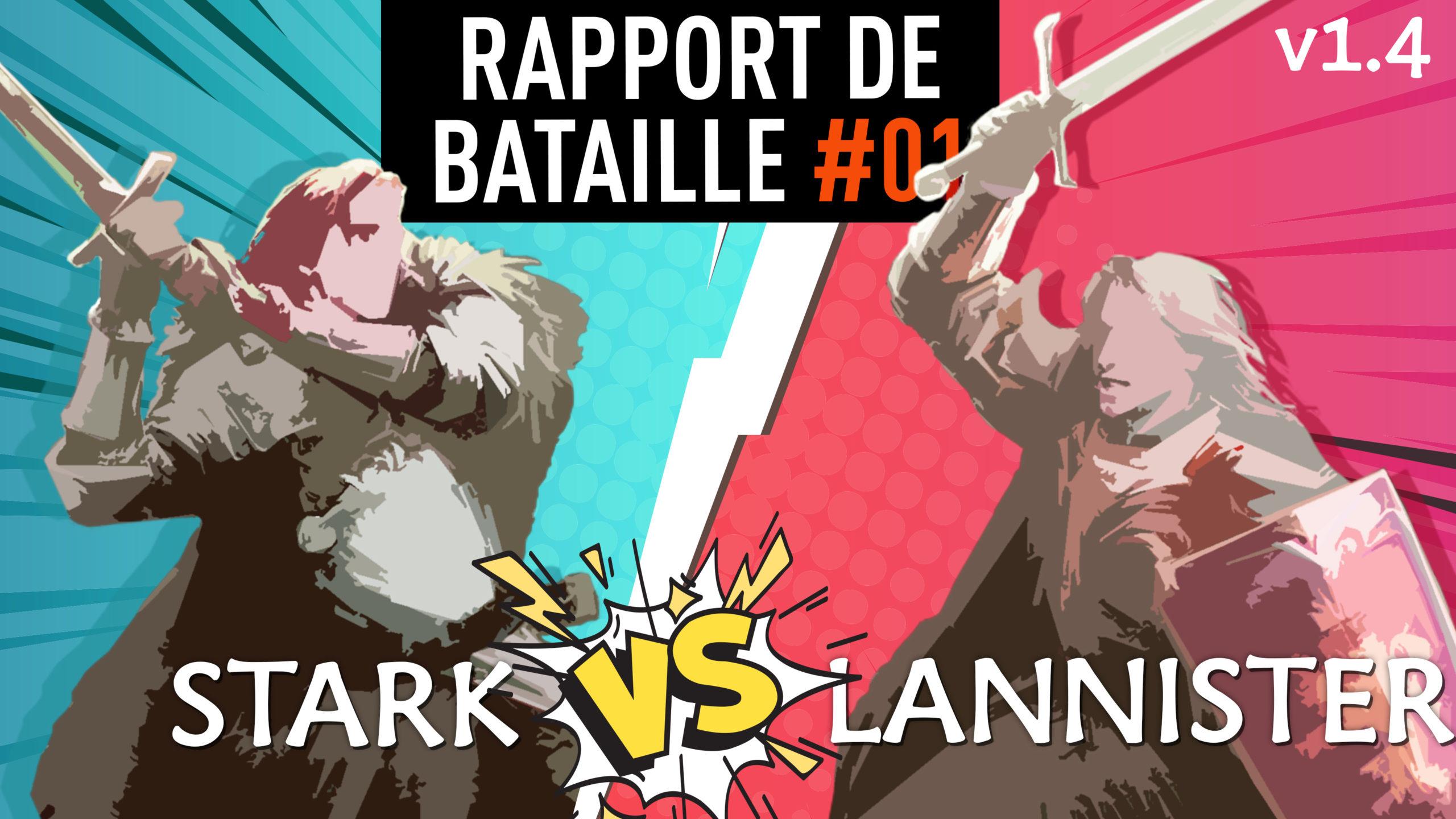 Notre premier rapport de bataille (vidéo)