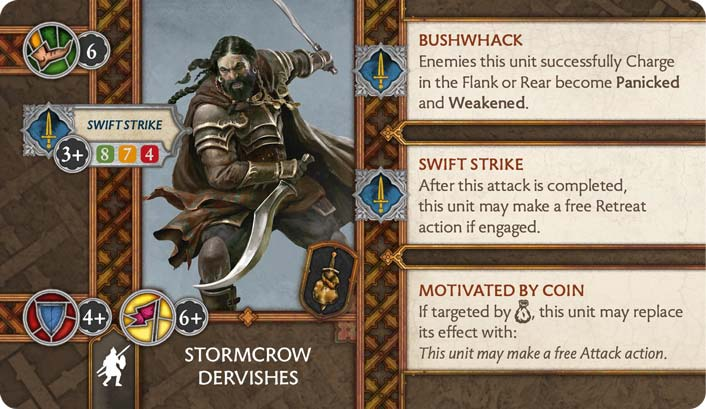 Stormcrow Dervishes preview