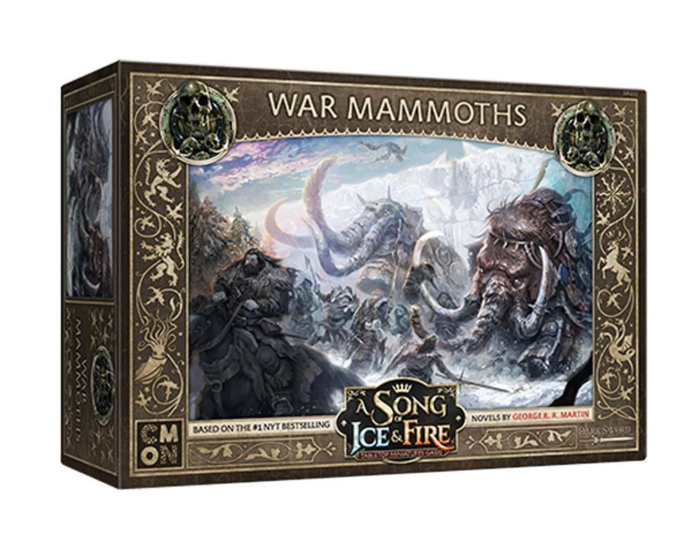 War Mammoths preview