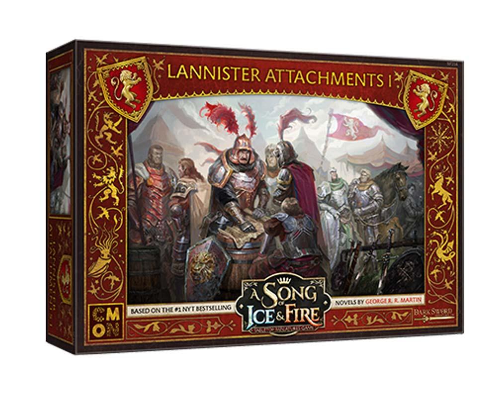 Lannister Attachments I : quelles nouveautés ?