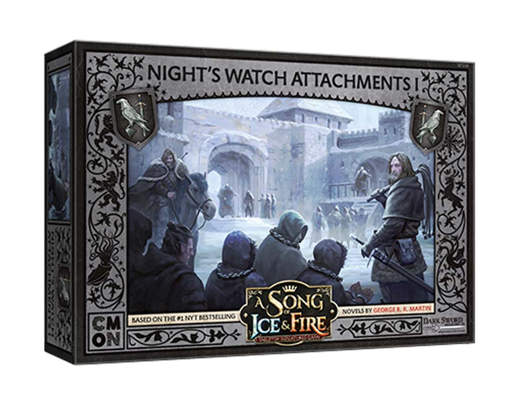 Night's Watch Attachments I : quelles nouveautés ?