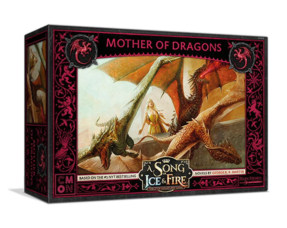 Mother of Dragons preview