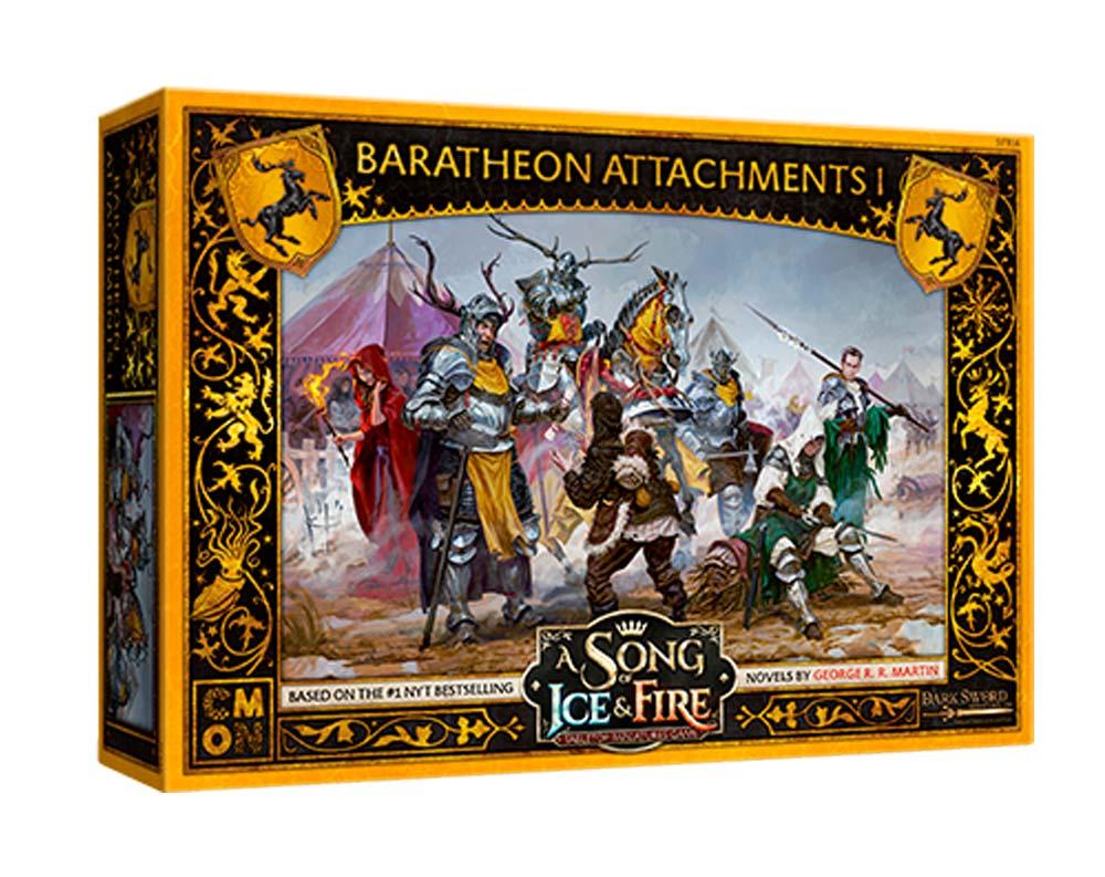 Baratheon Attachments I : quelles nouveautés ?