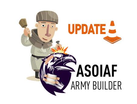ASOIAF Army Builder MAJ