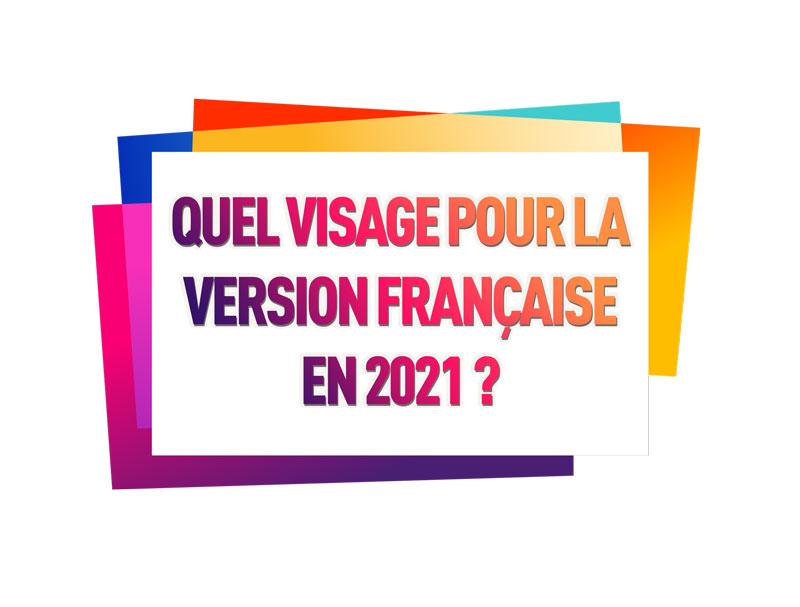 Futur de la VF en 2021
