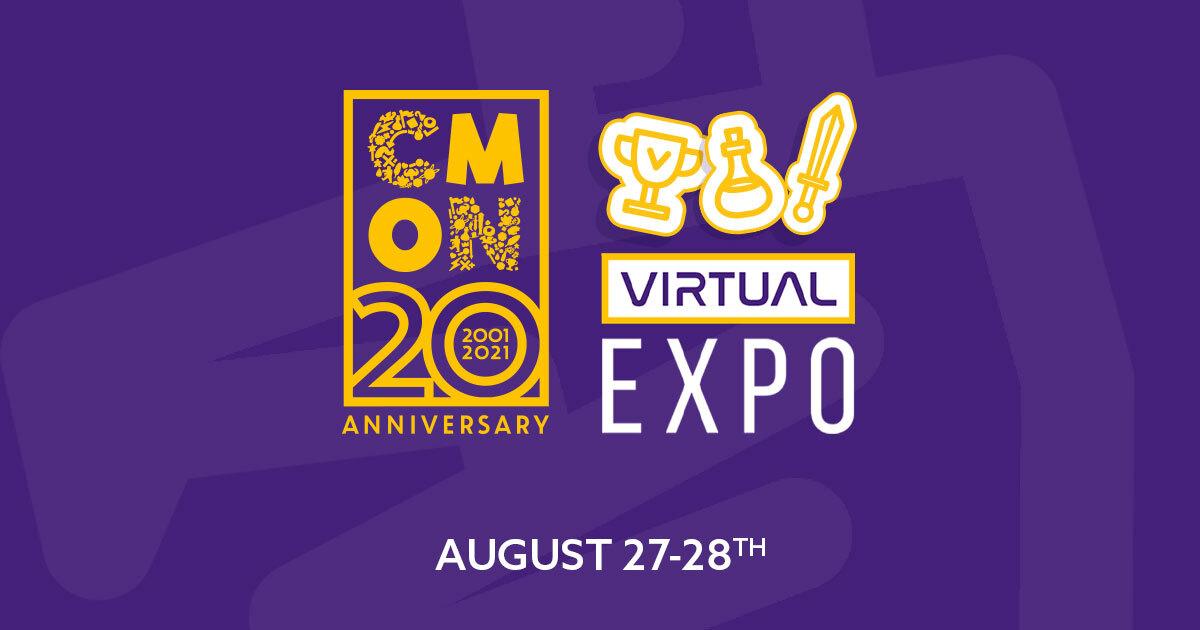 CMON Virtual Expo 2021